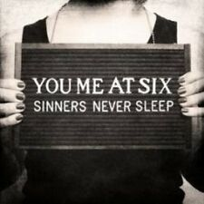 You Me At Six - Sinners Never Sleep (NEW CD)