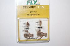 superfly premium 10 flies dry fly flyfishing assortment 1 kit trout panfish