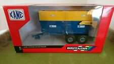 Britains 42700 Model Toy Kane 16 Tonne Silage Trailer 1:32 Replica Model Toy