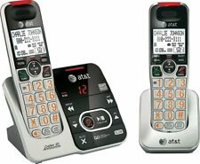 AT&T CRL32202 Dect 6.0 2 Handset Landline Telephone with Caller ID/Call Waiting