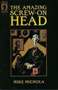 The Amazing Screw-on Head(Darkhorse-2002) #1