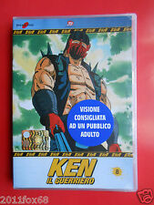 dvds ken il guerriero n. 8 ken the great bear fist hokuto no ken yamato video z