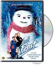 Jack Frost: Family Holiday Michael Keaton Christmas Movie Box/DVD Set NEW!