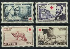 ALGERIA 1954 1957 Red Cross MNH stamps ref.1035