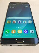 Samsung Galaxy Note5 SM-N920P 32GB Black Sprint GREAT CONDITION  unknown Esn