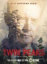 """Twin Peaks"" 2017 Tv Series Cool Movie Poster A0-A1-A2-A3-A4-A5-A6-MAXI 510"