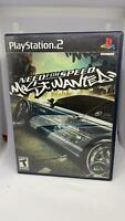 Need For Speed Most Wanted Ps2  (Sony PlayStation, 2005) !!BUY_IT_NOW!!