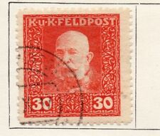 Austria 1915 Early Issue Fine Used 30h. 192996