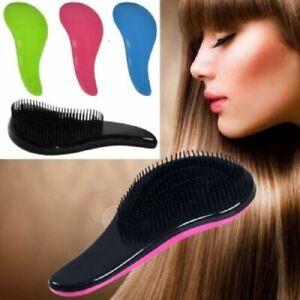 Detangler Hair Brush Lady Hair Comb Women Hair Salon Styling Tools Comb Brush