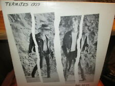 TERMITES 1939 Bad News EP 1986 Private Detroit Garage Post Punk Covers VG/VG+