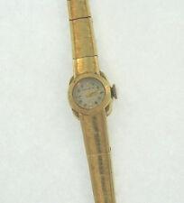 14K Yellow Gold Vintage Women's Geneve Watch 22.1grams