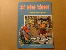 STRIP / DE RODE RIDDER: NR. 16 | 1ste druk