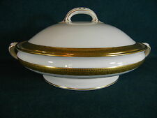 Lenox C2 Round Pedestal Covered Serving Bowl with Lid