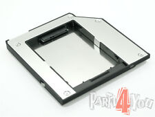 Lenovo Thinkpad T43 T43p R50p Ultrabay Slim HDD-Caddy Festplattenrahmen 2. SSD