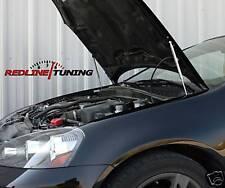 2002-06 Acura RSX Hood QuickLIFT PLUS Black Gas Strut Shock Damper Lifters