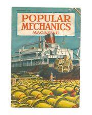Popular Mechanics - November, 1950 Back Issue