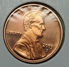 2003-S Proof Lincoln Cent (M95)