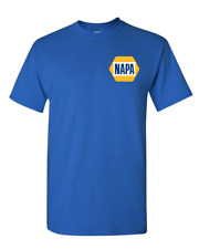 Napa t shirt Auto Parts car repair mechanic shirt racing t shirt S-3X