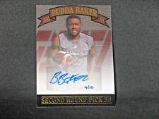 Budda Baker 2017 SAGE Autograph Rookie (9/10) Washington Huskies Cardinals #SA1