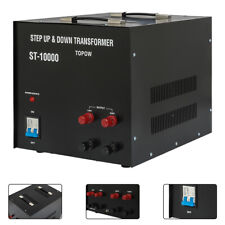 ST-10000 110V to 220V Step Up/Down Transformer Voltage Converter 10000W