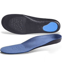 Memory Foam Orthotics Arch Pain Relief Support Shoe Insoles Insert Pads  Cushion c43c97e35d5