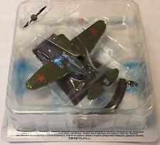 Polikarpow I-16, Fertigmodell aus Metall, Legendäre Flugzeuge,De Agostini, NEU
