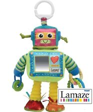 Lamaze Rusty the Robot Soft Toy, 0+