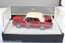 Trax Opal Series 1963 EH Holden Special Sedan, TO01, 1:43 Scale NMIB
