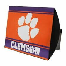 Clemson Tigers Trailer Hitch Cover, New
