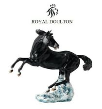 Royal Doulton Figurine Animals Horse Prestige NightFall Hn4887 New