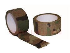 Cloth Fabric British MTP Multi Terrain Pattern - Military Hunting Sniper Tape