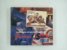 1997 Gi Joe Father & son deportes 2 Figura Set-Hasbro Kenner