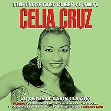 Celia Cruz - The Undisputed Queen Of Salsa Music CD