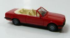 BMW Cabrio rot Herpa 1:87 H0 ohne OVP [MI5-C1]