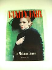Vanity Fair Magazine NOV 1996 - The Madonna Diaries