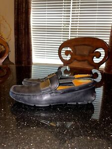 prada mens shoes loafers size 8 US