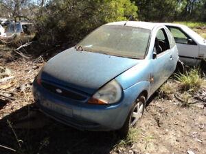 WRECKING 2001 01 Ford Ka hatch  - Wheel Nut (see images/descr) 203 FD1