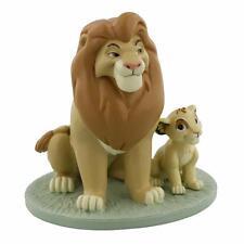 Disney Magical Mufasa & Simba - My Daddy is King Figurine Boxed New DI187