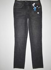 New DC Shoes Womens Gladstone Boyfriend Fit Jeans Denim Pants Size 27x33