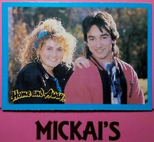 """TOPPS """"HOME AND AWAY"""" TRADING CARD # 20 Australian Television Network 1987 MINT"""