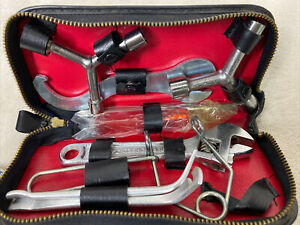 Cycle Pro Vintage Tool Kit Bike Bicycle with Case Road Mountain BMX Tools