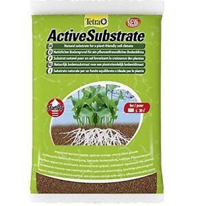 Tetra Active Aquarium Substrate 3 L – Aquarium Fish Tank Soil Fertiliser
