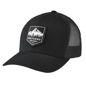 "@NEW@ 2021 Mathews ""Summit"" Hat/Cap camo archery compound bow hunting Richardson"