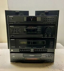 Sony LBT D117 Compact Hi-Fidelity Stereo System