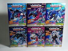 Kabaya Transformers Wave 9: SEACONS - SET OF 6