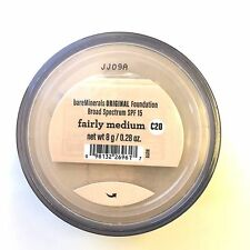 Bare Escentuals: bareMinerals Original Foundation FAIRLY  MEDIUM C20 - FREE SHIP