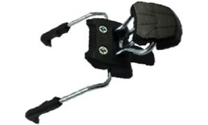 SALOMON ATOMIC 115mm Brake Stopper SKI bindings WARDEN MERCURY LITHIUM 10 11 blk