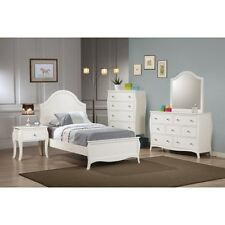 Coaster 400561T Dominique Youth Bed in White Finish - Twin Size NEW