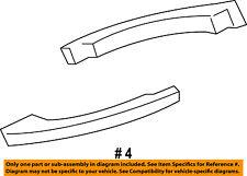 5168088AA, CHRYSLER OEM Front Suspension-Strut Mount Retainer