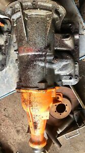 BORG WARNER 35 classic automatic gearbox